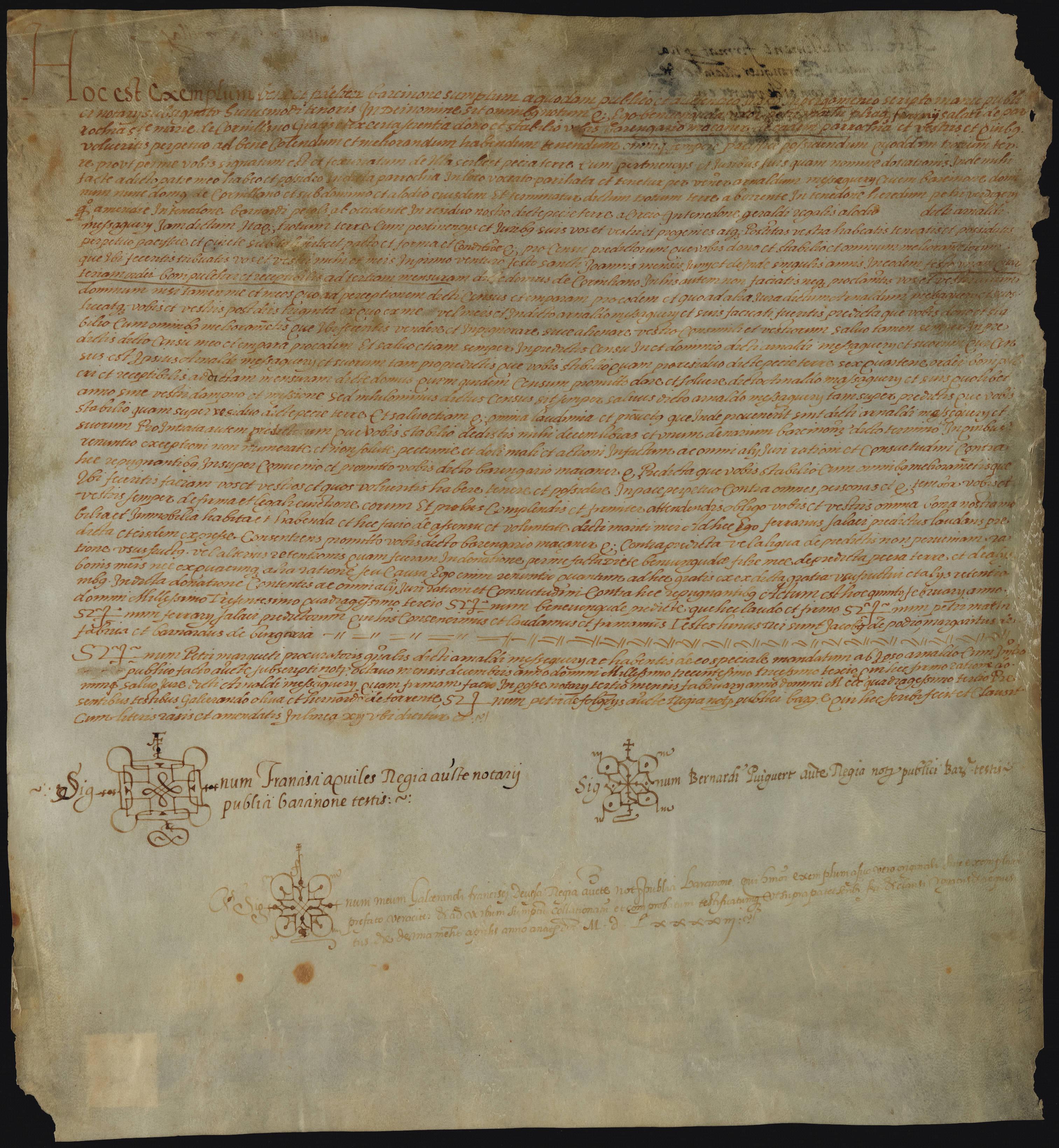 Recto 1343 - Benvinguda Salat