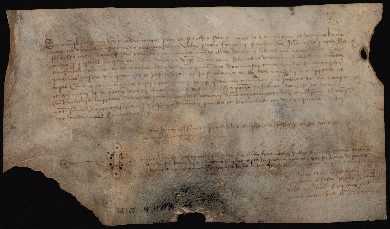 Recto 1450 Vicenç Peçoles