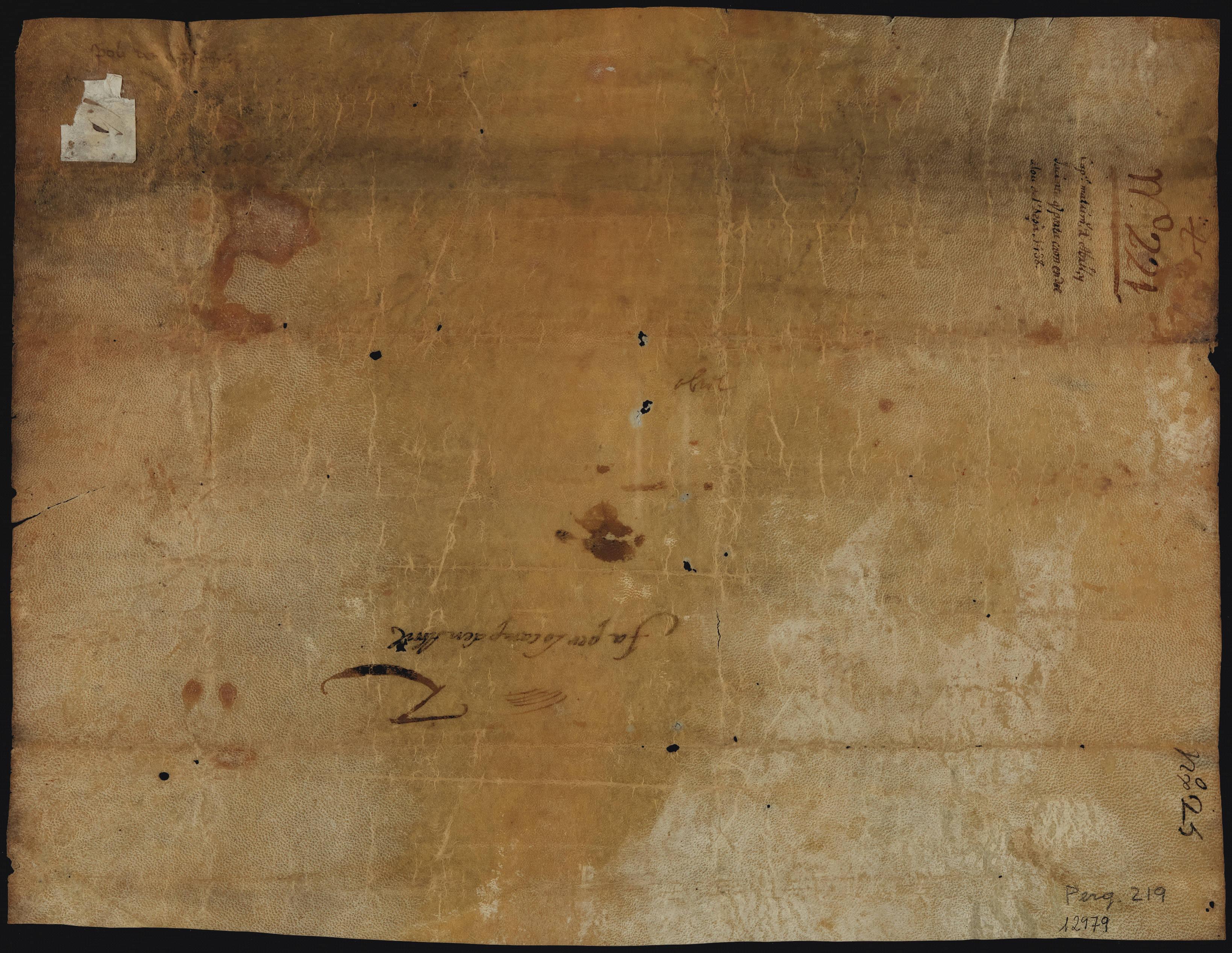 Verso 1438 Jacinta Oliver