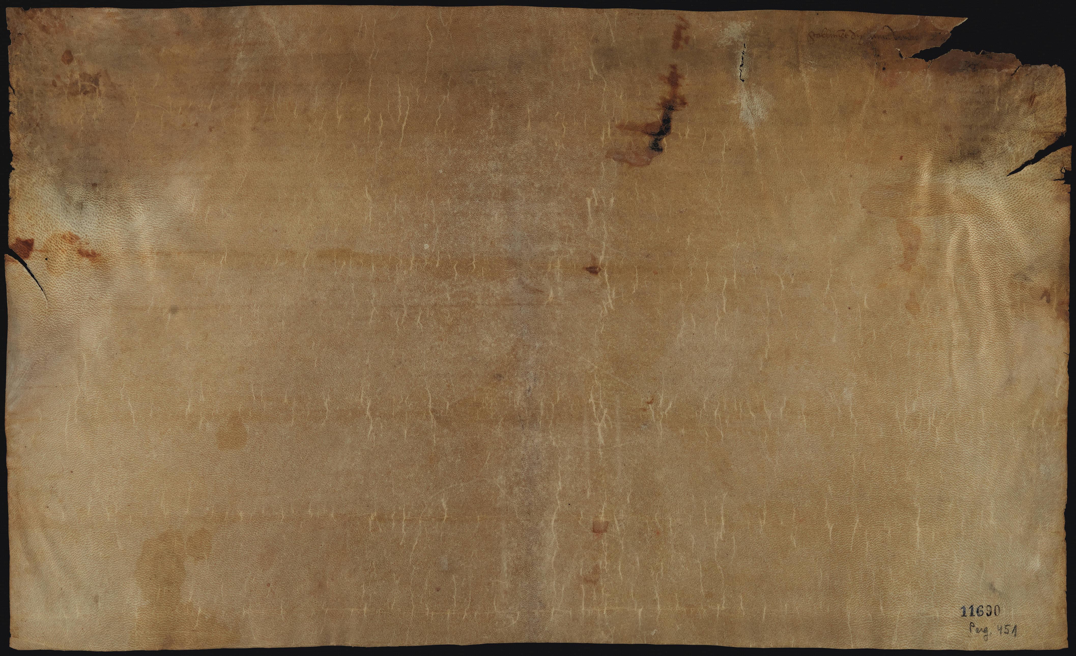 Verso 1487 Eufrasina