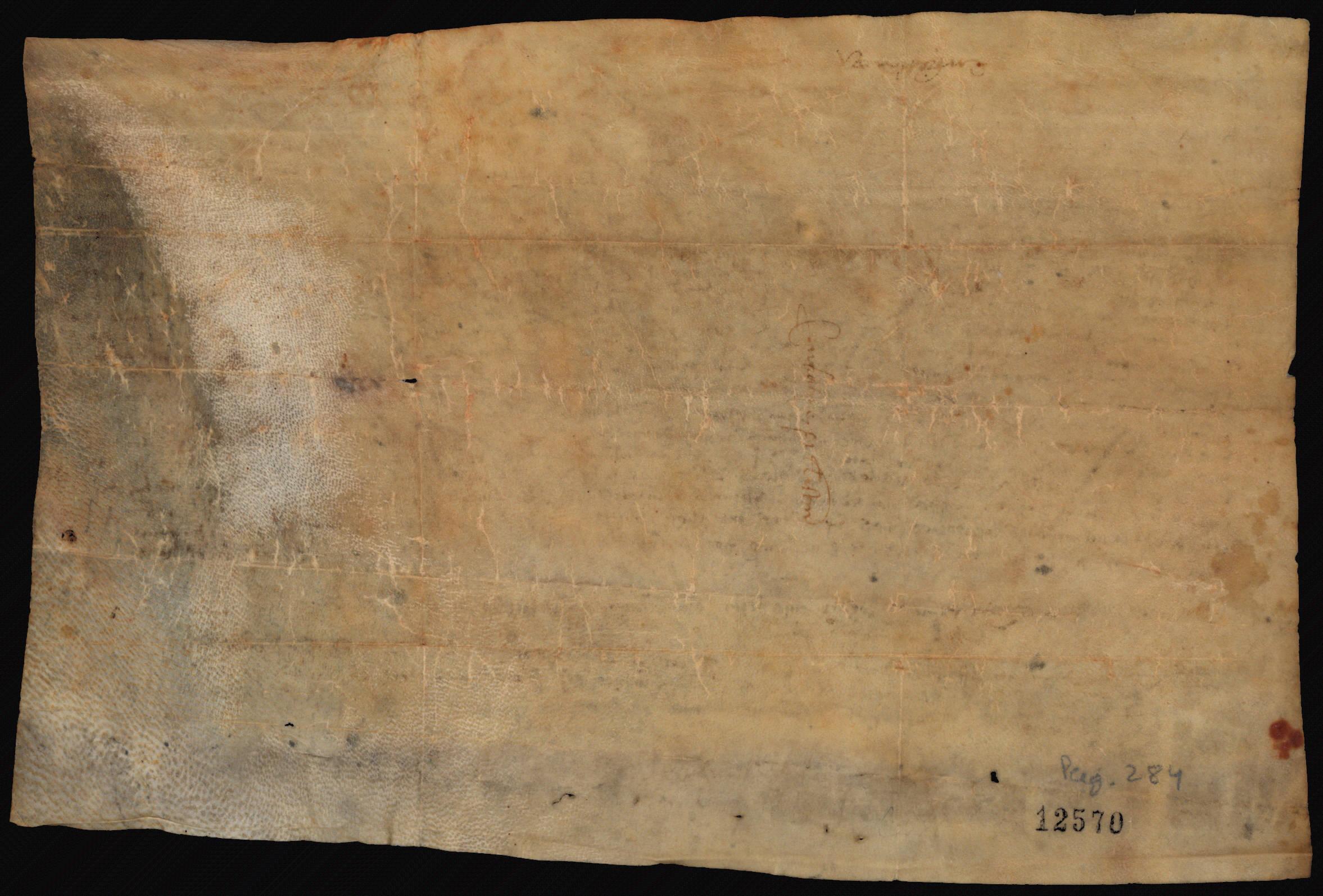 Verso 1508 Eufrasina Pi